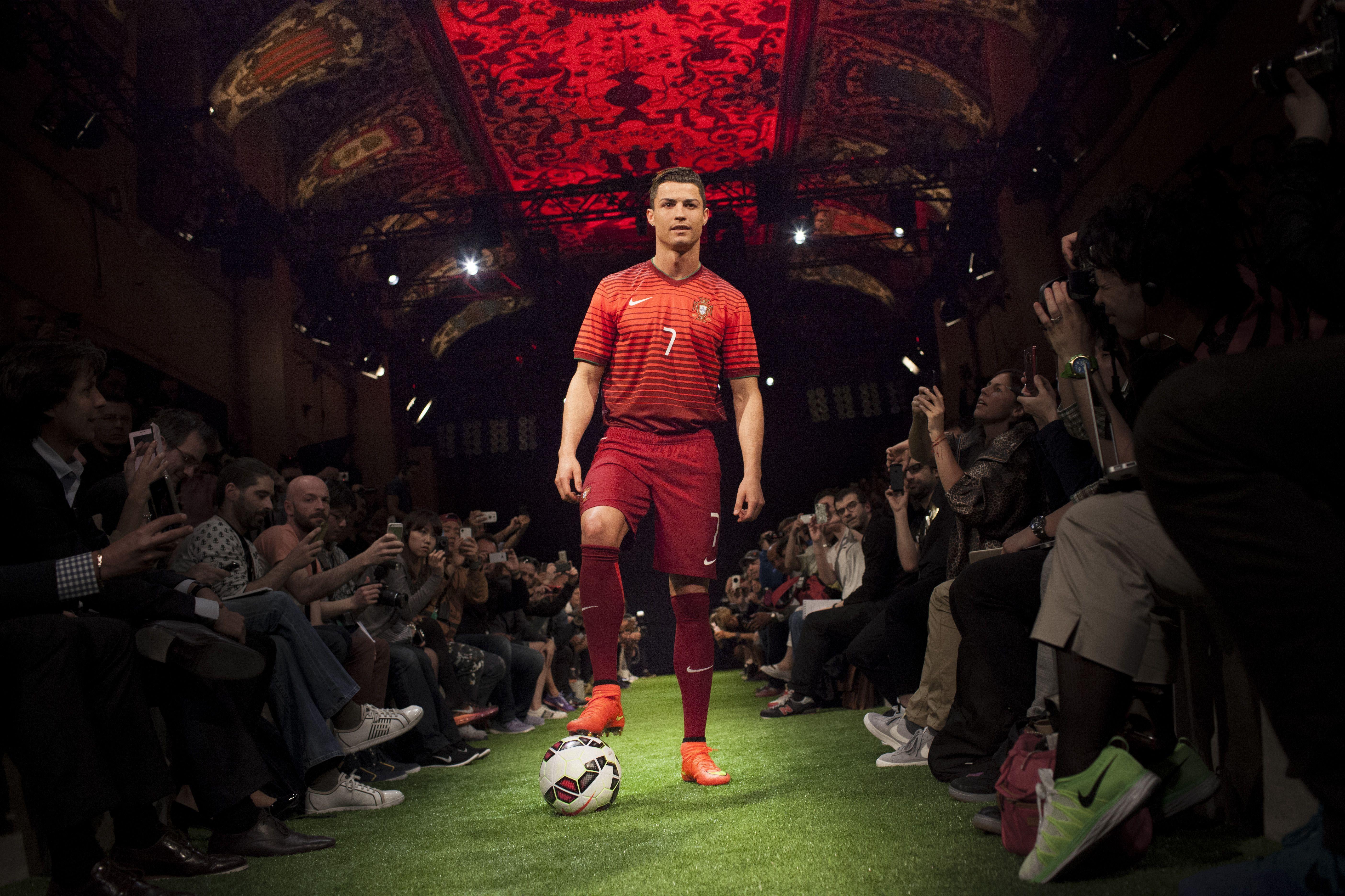 Nike Wallpaper Mercurial Ronaldo Cristiano