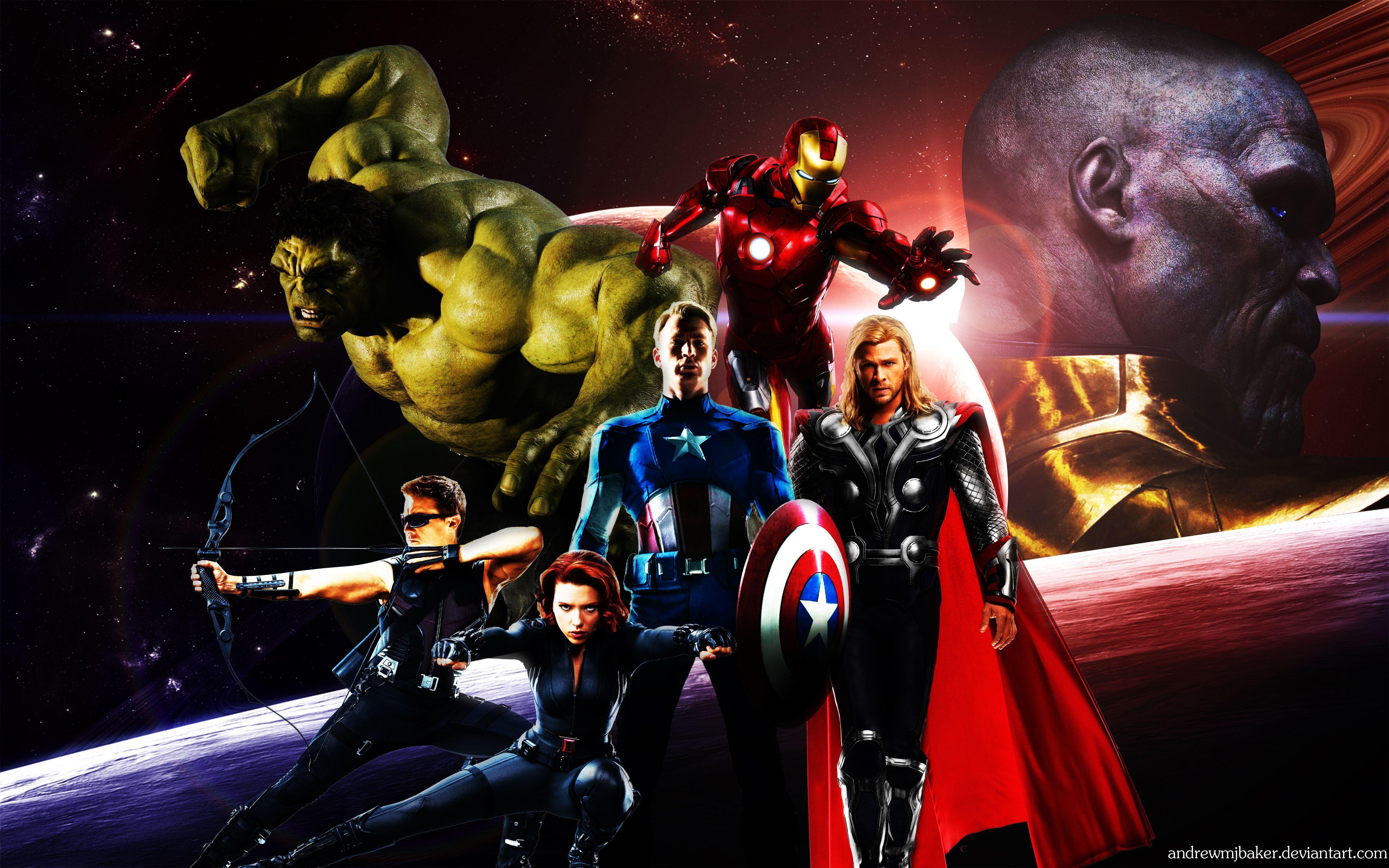 Barton Avengers Wallpaper Clint