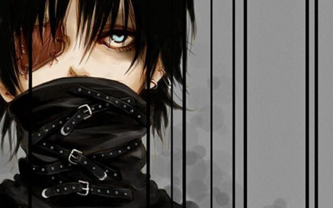 20 Gambar Anime Bad Boy
