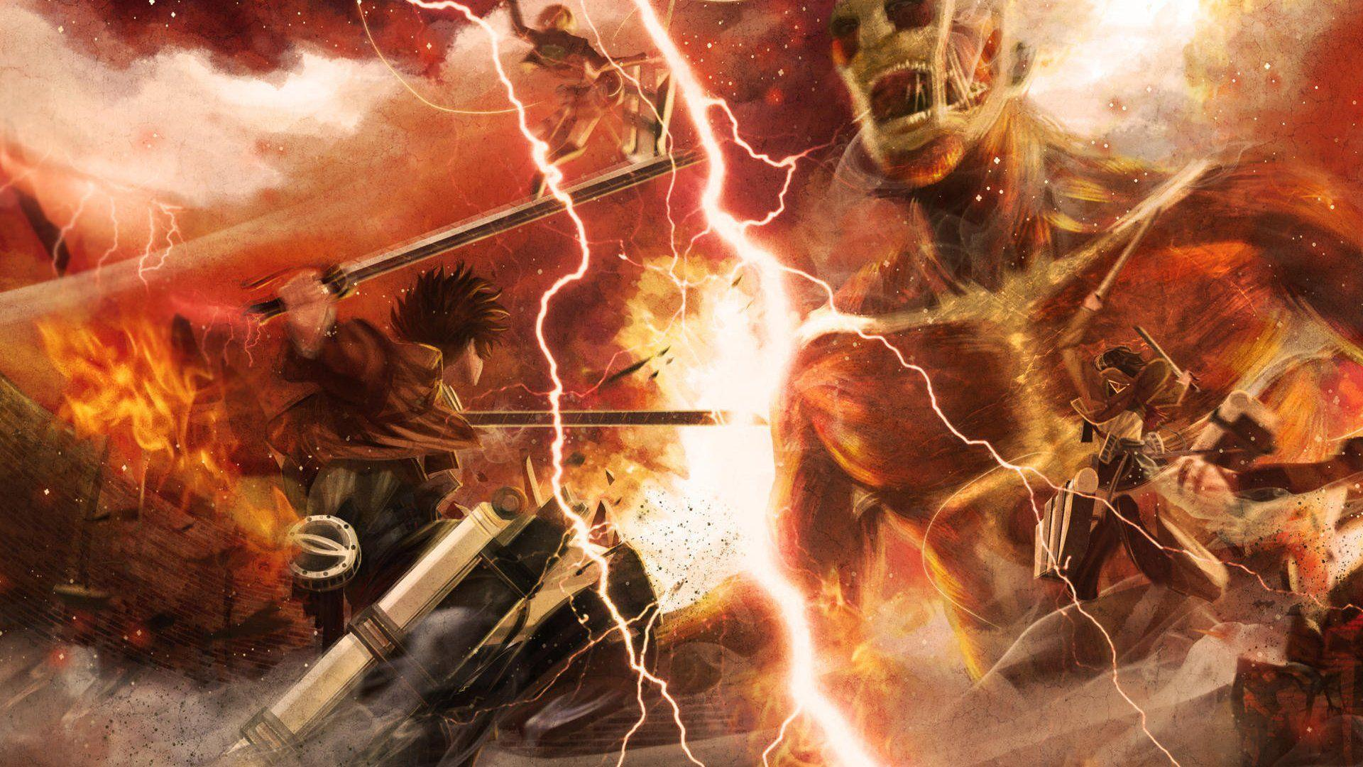 Personalize your ipad by customizing the background image on your device's home or lock screen using your photos or one from the web. Attack On Titan Wallpapers - Wallpaper Cave