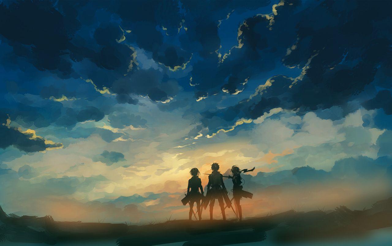 Download wallpapers from anime attack on titan for monitor with resolution 1280x720 and tags on page: Attack On Titan Wallpapers - Wallpaper Cave