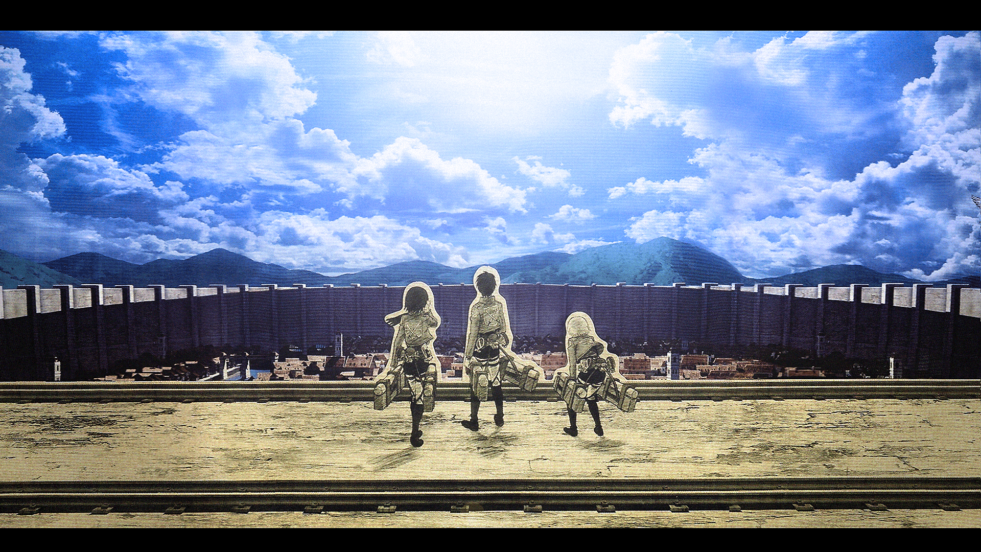 Hajime isayama, kodansha/''attack on titan'' production committee attack on titan has taken the anime world by storm. Attack On Titan Wallpapers - Wallpaper Cave