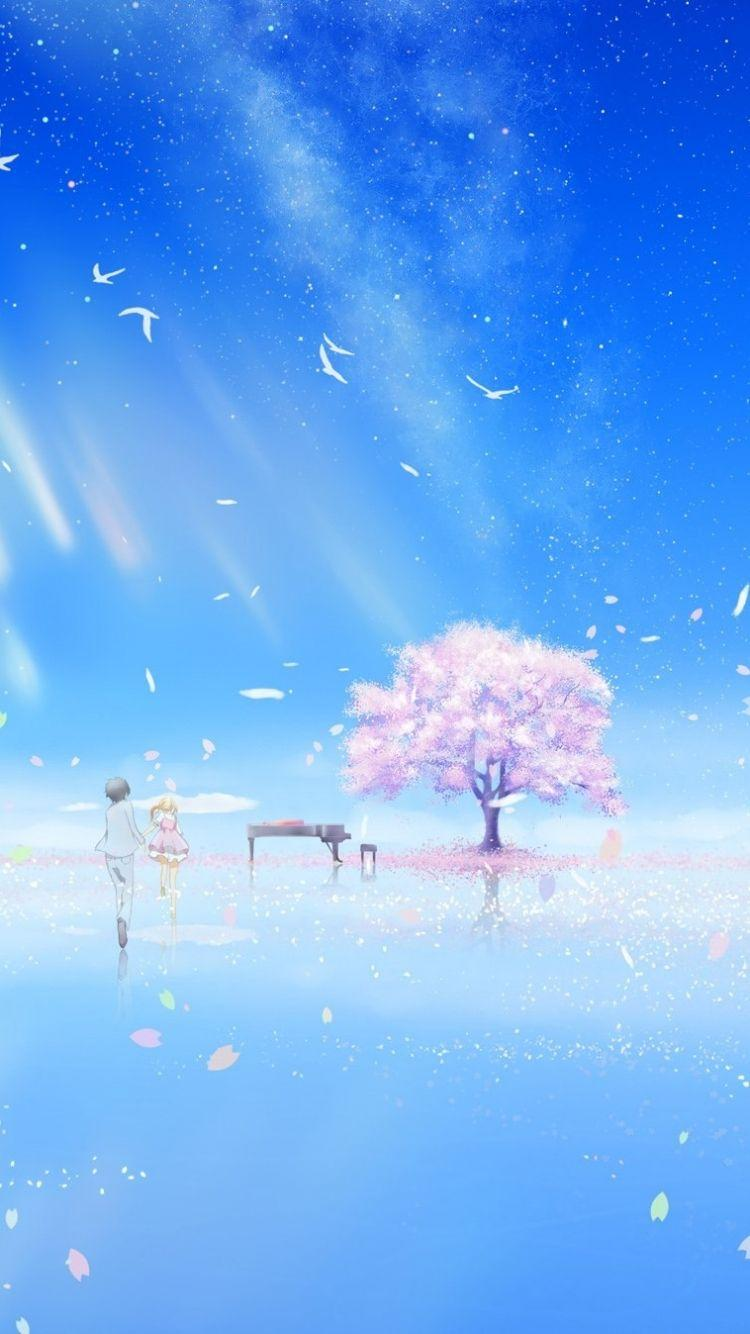 Just one of millions of high quality products. Your Lie In April Wallpapers - Wallpaper Cave