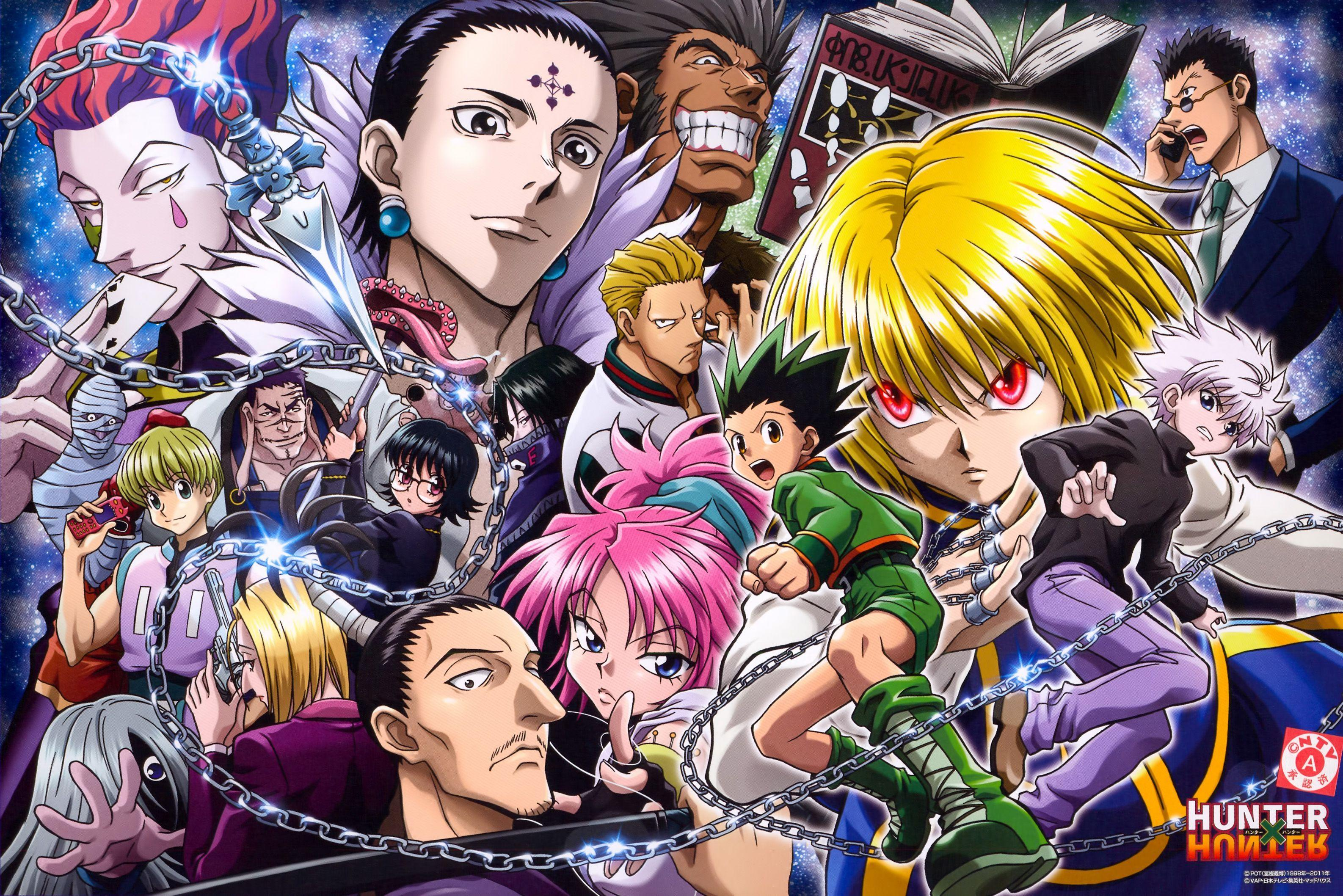 By gareth beavis 24 february 2021 the iphone x was a huge gamble from apple, yet one that really paid off six months. Hunter X Hunter Wallpapers - Wallpaper Cave