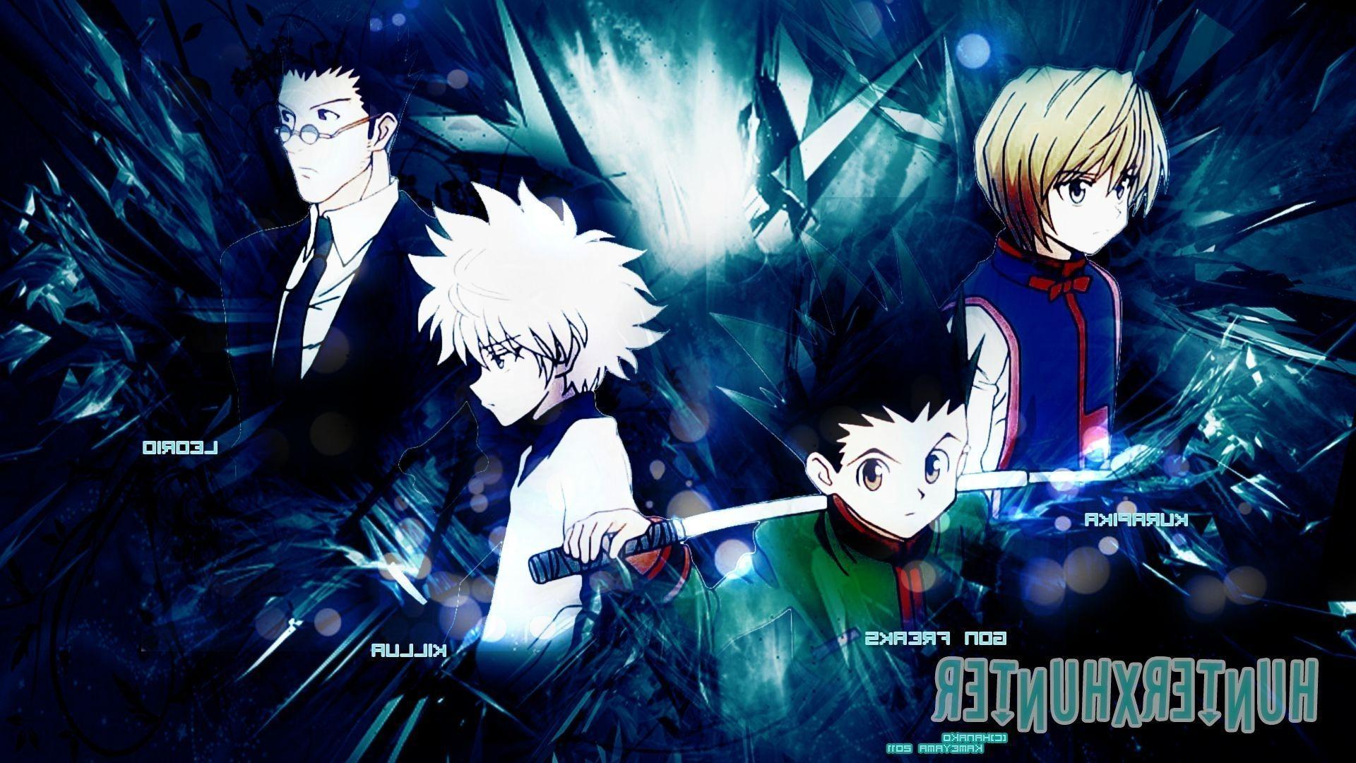 This extension features some of the cool hunter x hunter background to make you feel good on your chrome. Hunter X Hunter Wallpapers - Wallpaper Cave