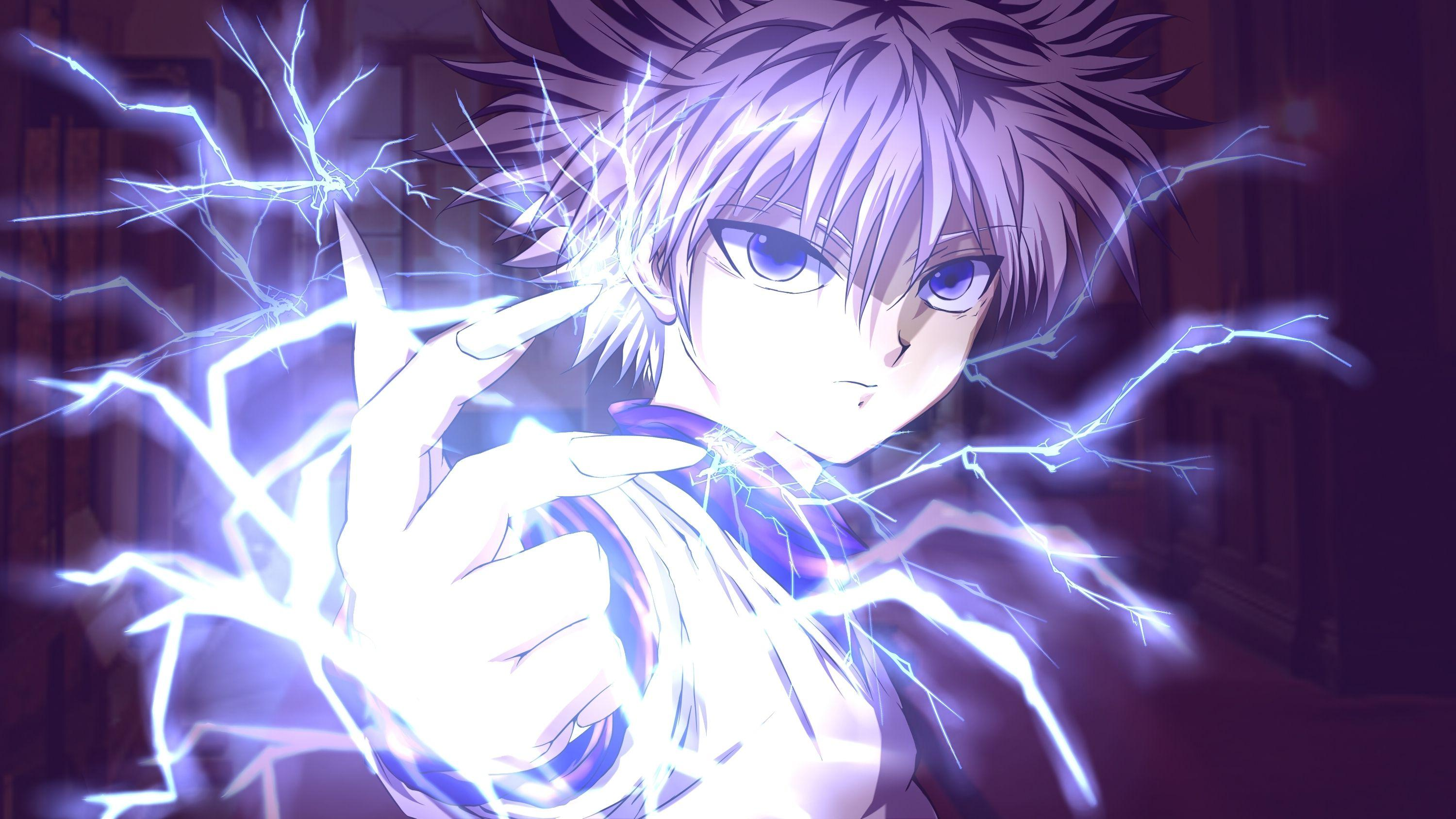 Wiki targeted (entertainment) · appearance · images · 2011 · hunter × hunter: Hunter × Hunter Wallpapers - Wallpaper Cave