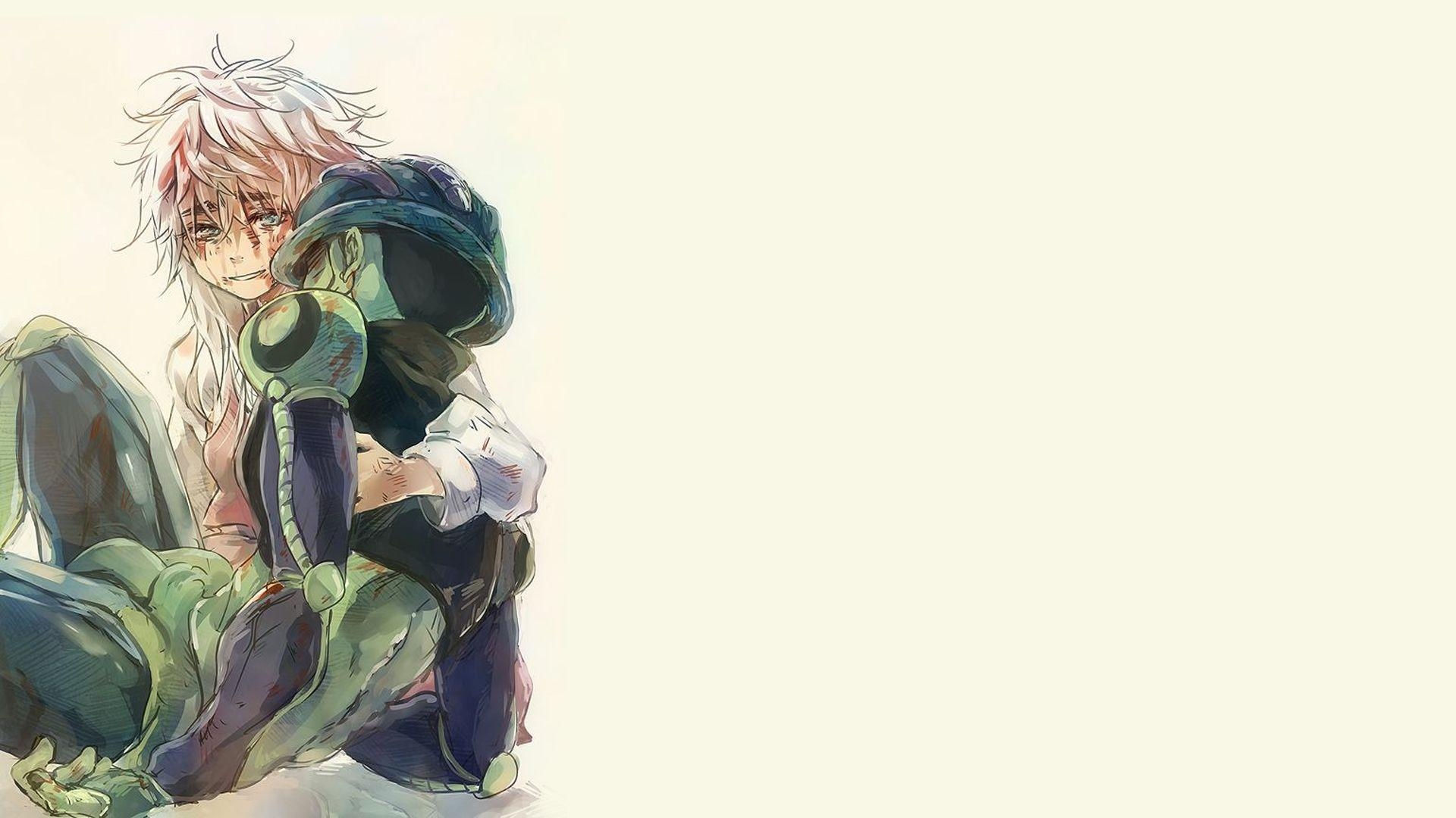 Its not amazing but like i said i olny used 2 min. Hunter × Hunter HD Wallpapers - Wallpaper Cave