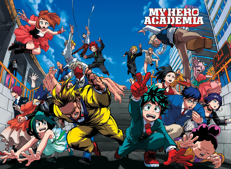 Free download best boku no hero academia hd wallpapers for desktop. Boku No Hero Academia Wallpapers - Wallpaper Cave