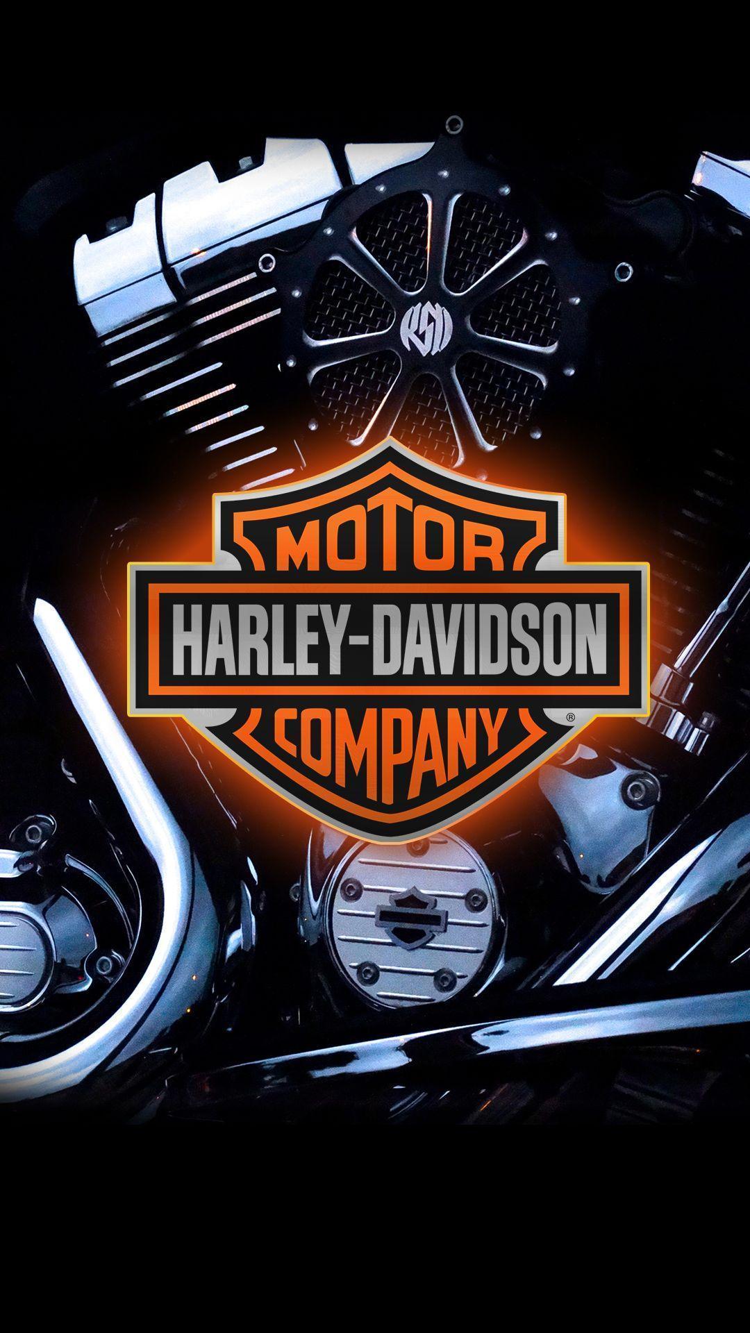 Andriod Wallpapers Harley Davidson Ride Hard