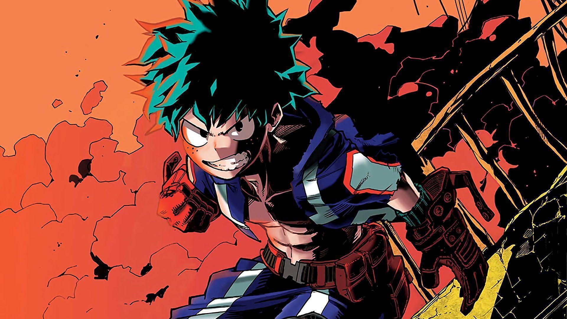 Tons of awesome my hero academia chibi wallpapers to download for free. My Hero Academia Wallpapers - Wallpaper Cave