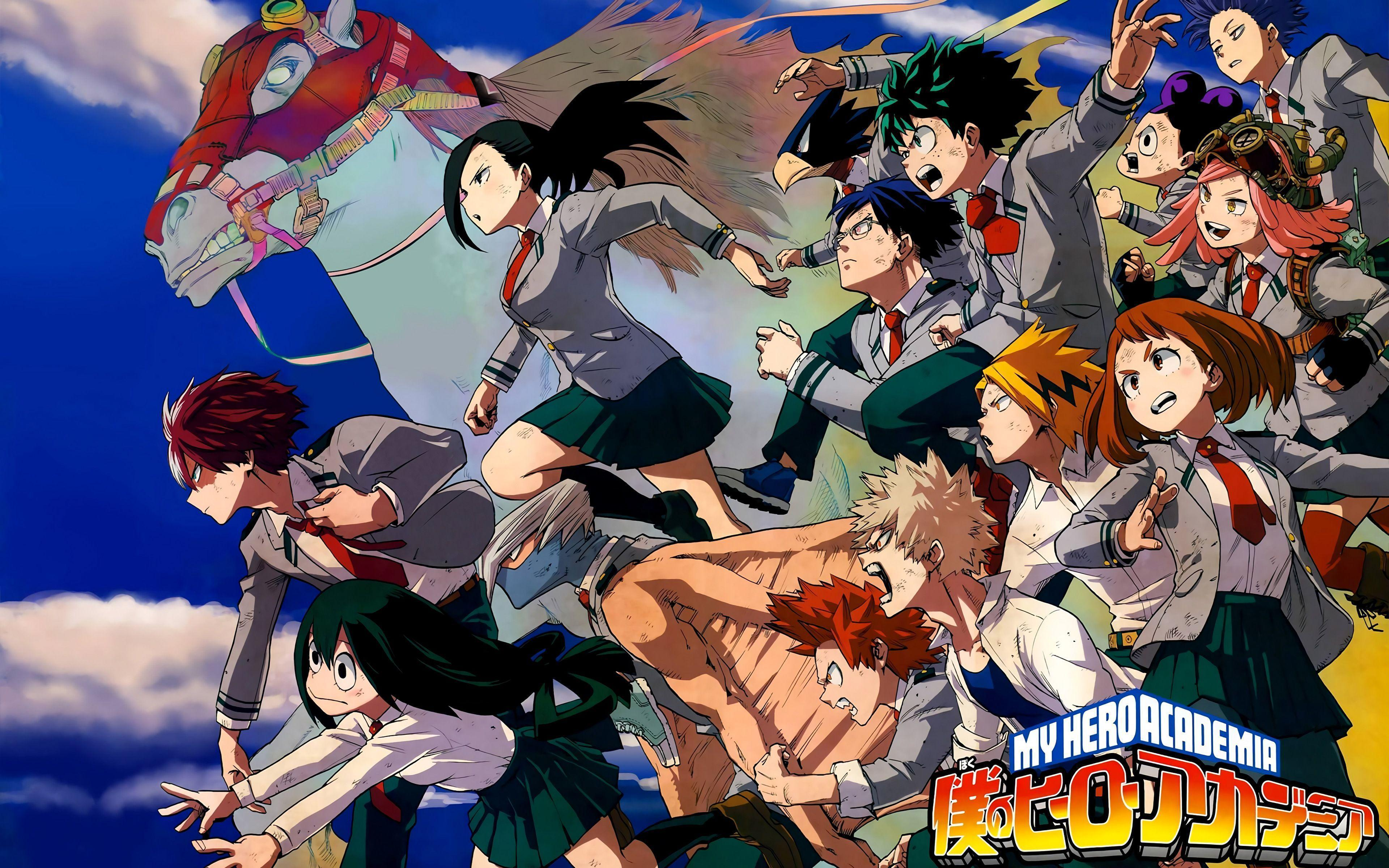 ✨my hero academia anime hd live wallpaper and turn it into your cool desktop animated wallpaper. My Hero Academia Wallpapers - Wallpaper Cave