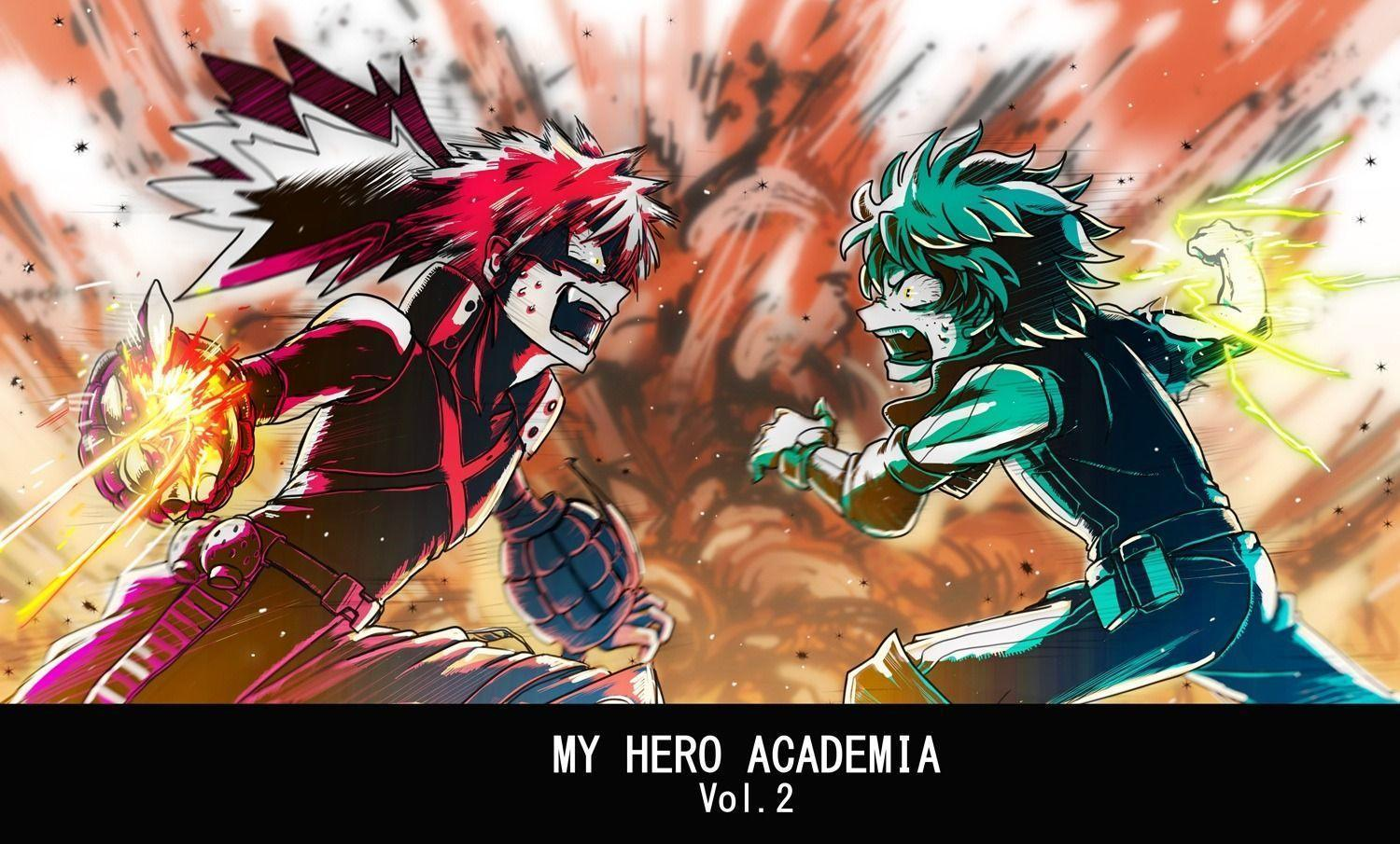 Made for fans who love anime manga. My Hero Academia Wallpapers - Wallpaper Cave