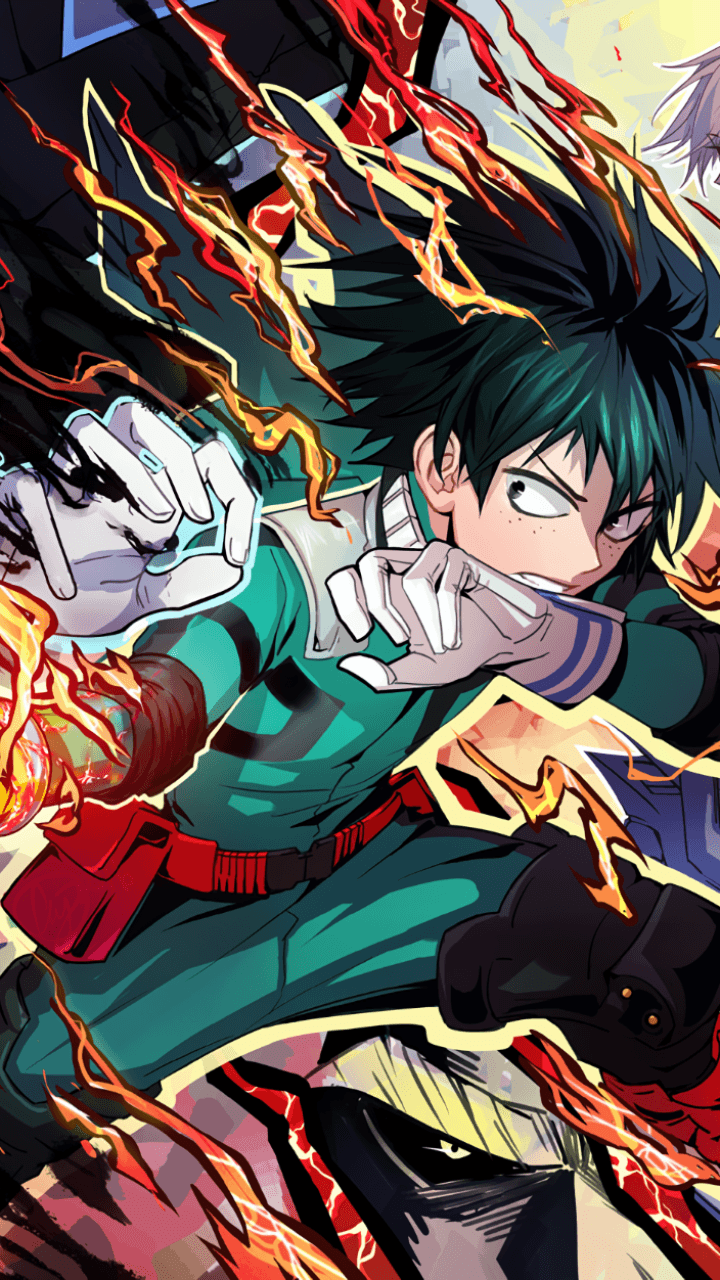 Perfect for your desktop home screen or for your mobile. My Hero Academia Wallpapers - Wallpaper Cave