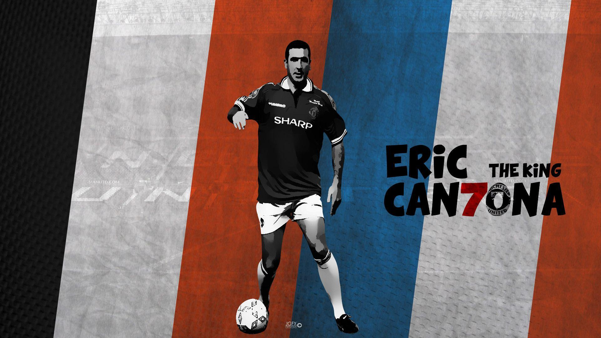 Éric daniel pierre cantona is a french actor and former international footballer for the french national team. Eric Cantona Wallpapers - Wallpaper Cave