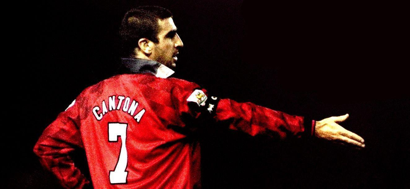 The home of all things manchester united on reddit. Eric Cantona Wallpapers - Wallpaper Cave