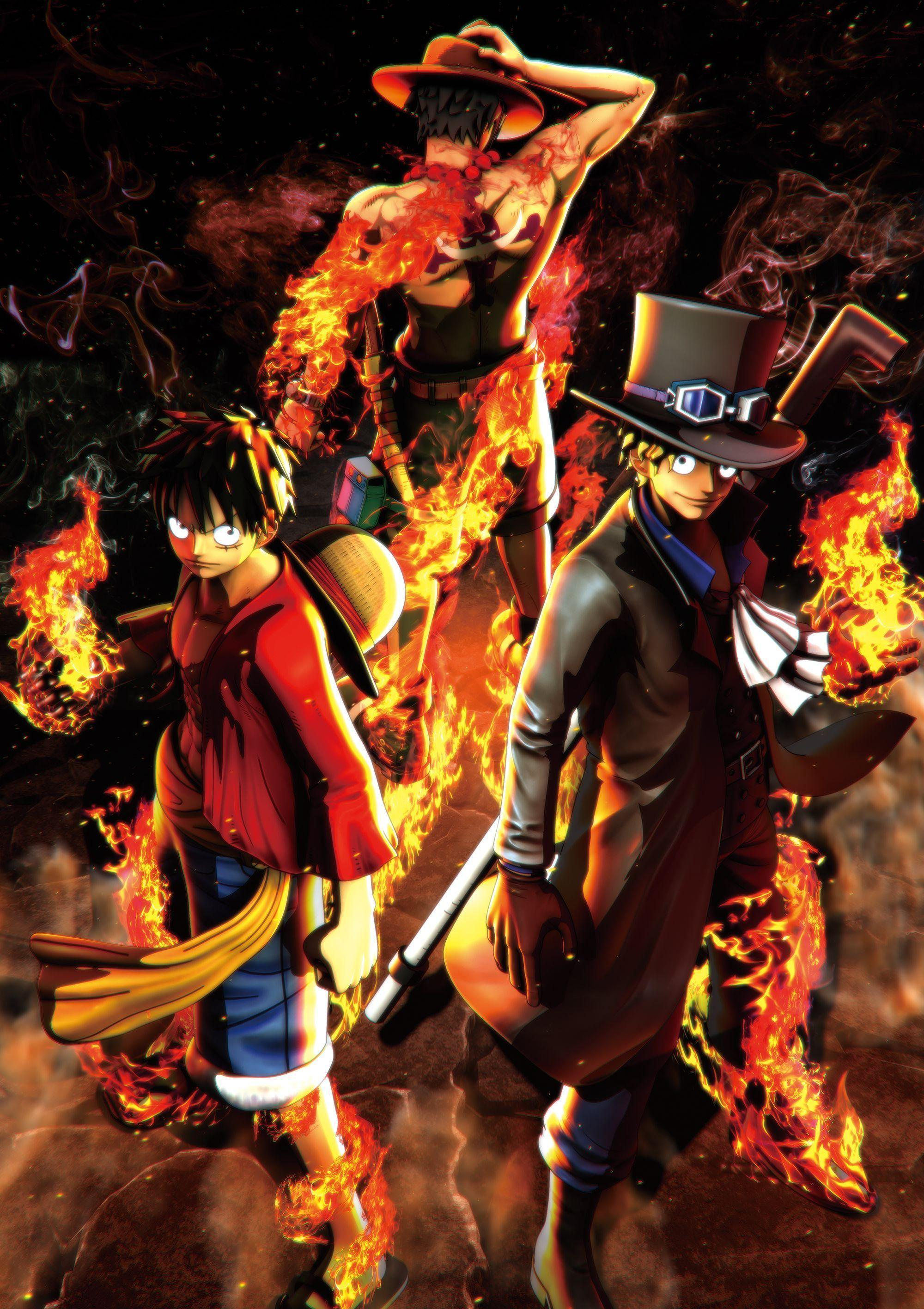 Latest post is sabo one piece jump force 4k wallpaper. One Piece Sabo Wallpapers - Wallpaper Cave