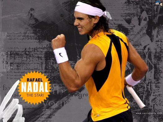 Rafael Nadal Wallpapers - Wallpaper Cave
