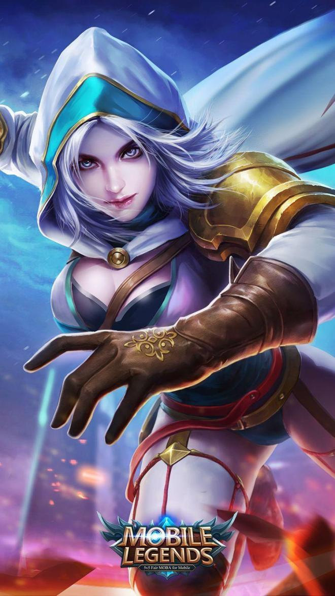 wallpaper mobile legend fanny | kampung wallpaper