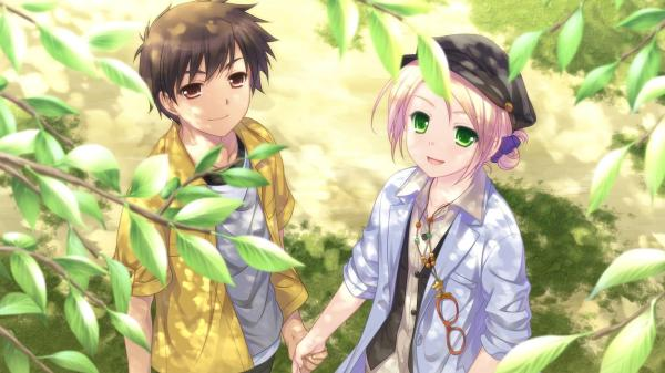 Couples Anime Wallpapers - Wallpaper Cave