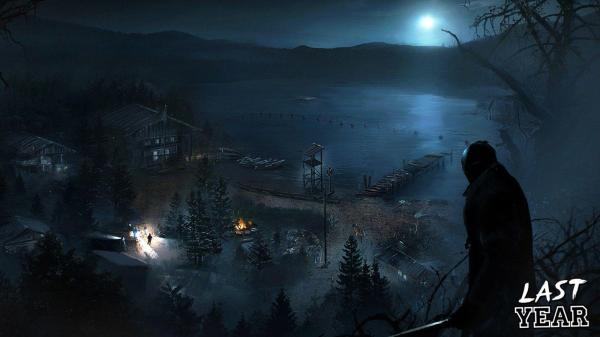 Friday The 13th The Game Wallpapers Wallpaper Cave