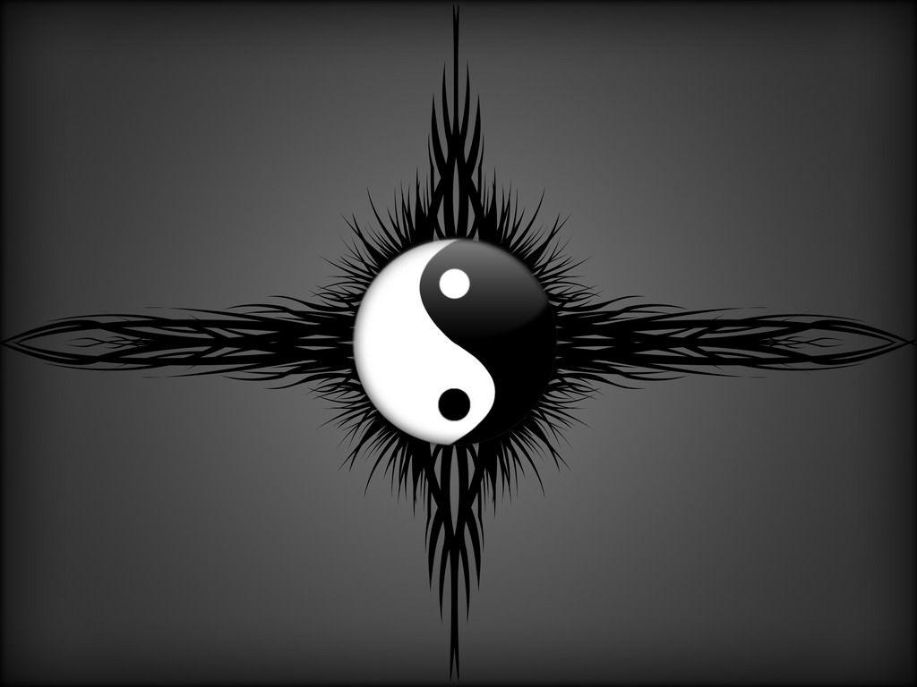 And it isn't always easy. Yin And Yang Wallpapers - Wallpaper Cave