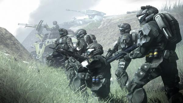 Halo 3: ODST Wallpapers - Wallpaper Cave
