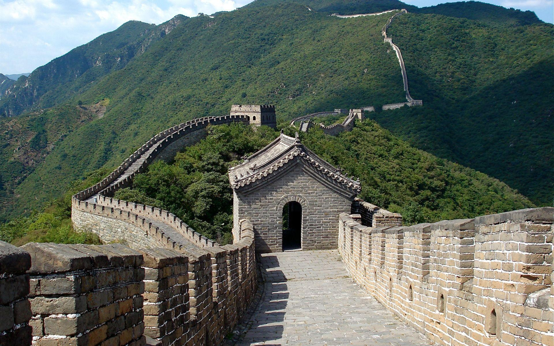 Great Wall Of China HD Wallpapers - Wallpaper Cave