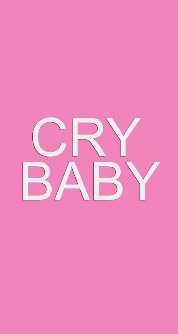 Cry Baby Wallpapers Wallpaper Cave