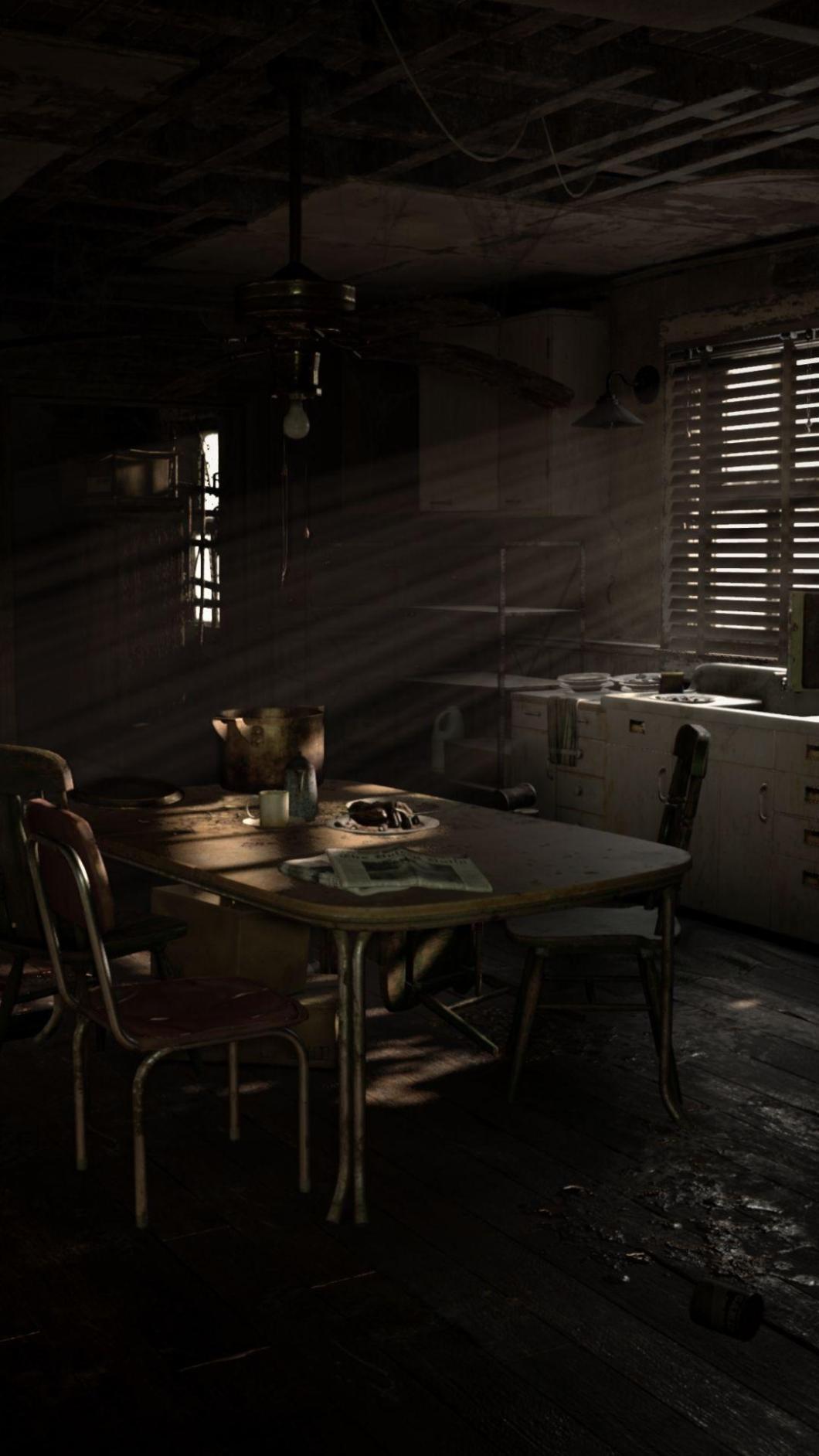 Resident Evil 7 Wallpaper Iphone 5 Walljdi Org