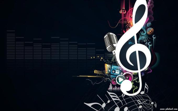 Music Symbols Wallpaper Hd Newwallpapers