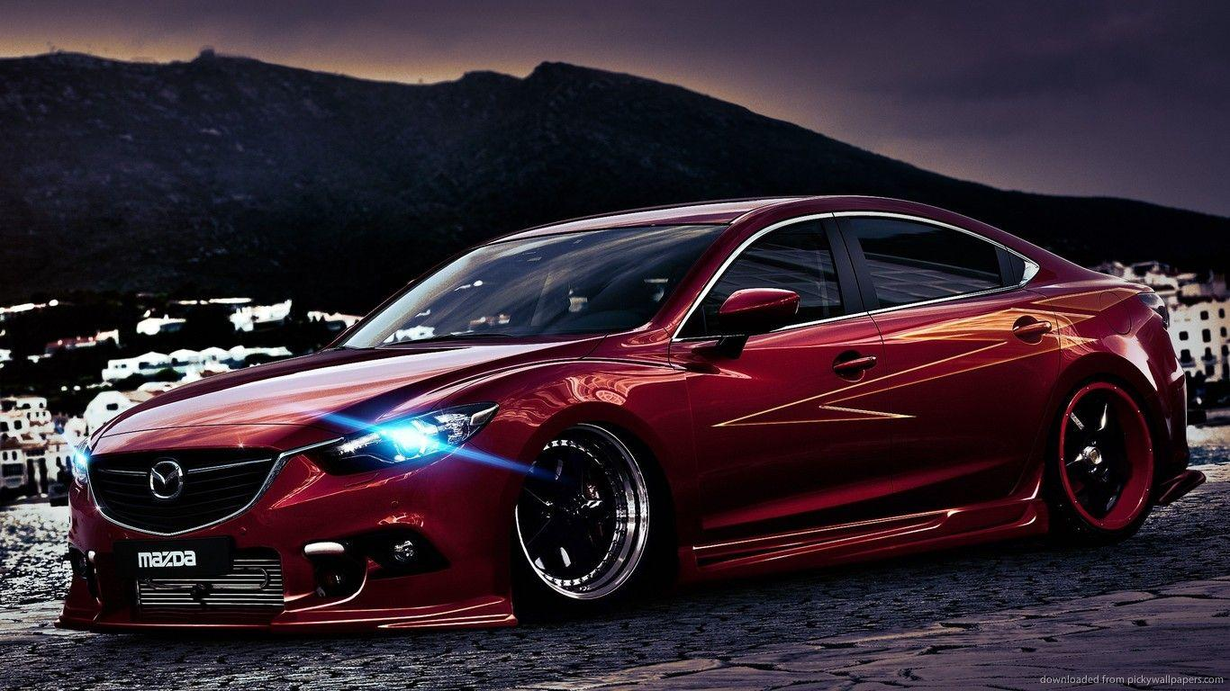 Mazda 6 Wallpapers Wallpaper Cave