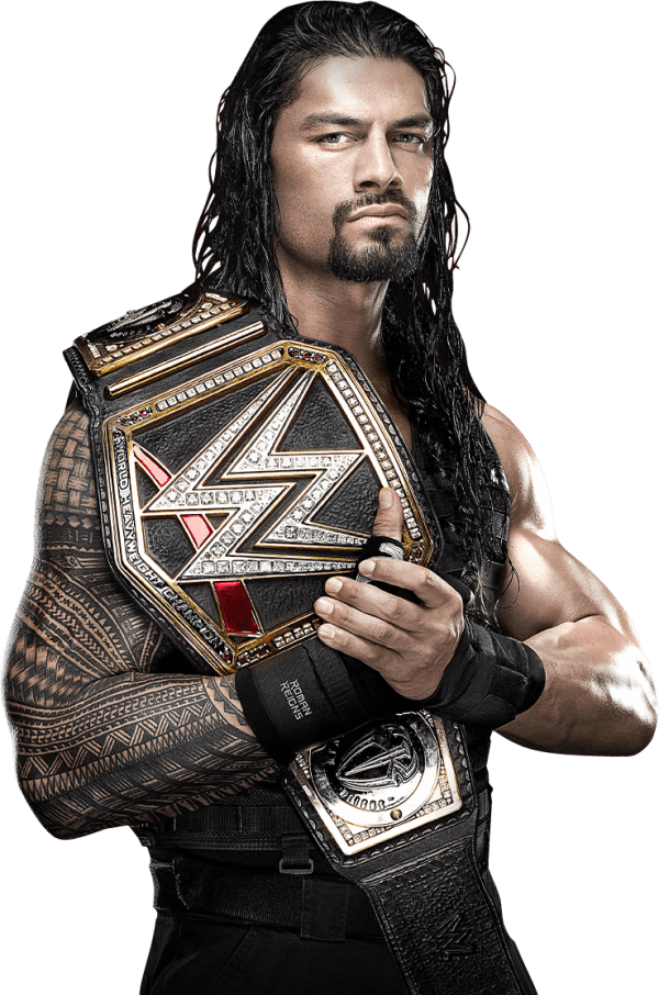 Roman Reigns Championship Wallpapers - Wallpaper Cave