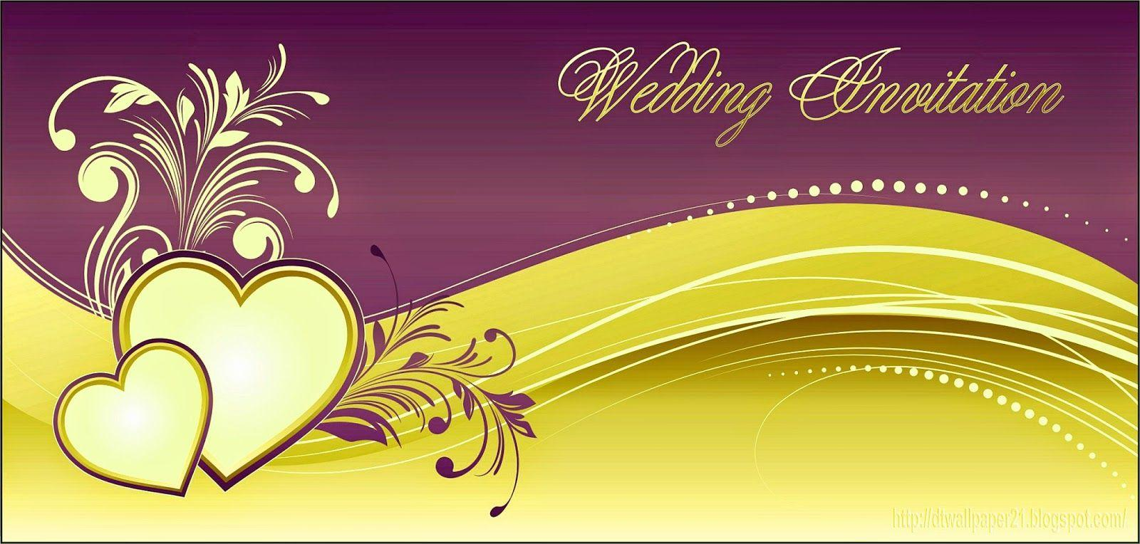 wedding invitation wallpapers