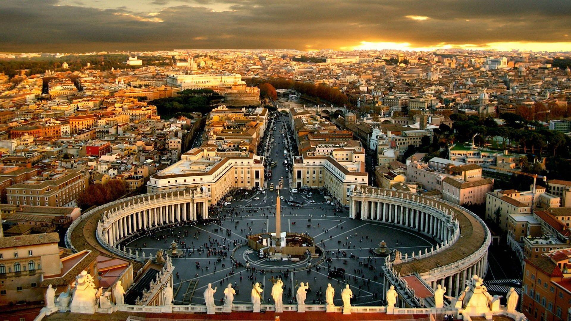 Vatican City Wallpapers - Wallpaper Cave