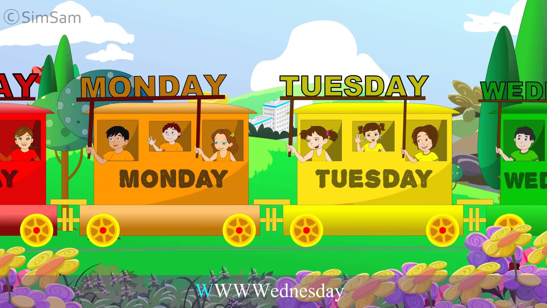 Days Of The Week Wallpapers