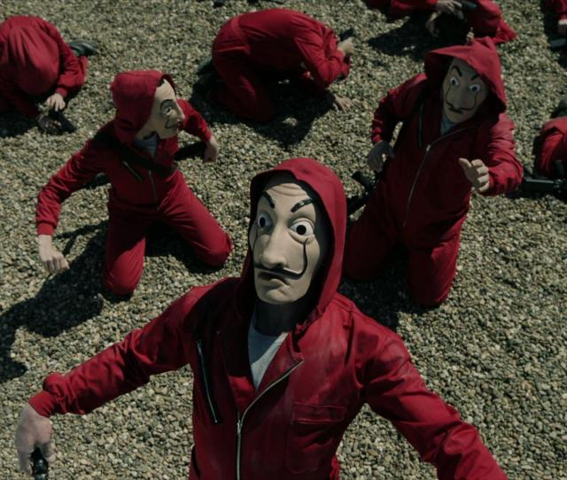 La Casa De Papel Money Heist Sezonul  Online Hd
