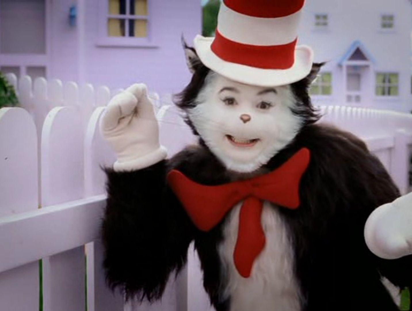 The Cat In The Hat Wallpapers