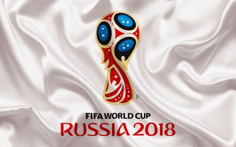 Download wallpapers 2018 FIFA World Cup, Russia 2018, emblem, logo ...