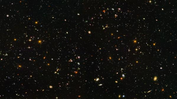Hubble Deep Field Wallpapers - Wallpaper Cave