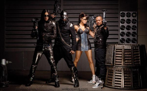 The Black Eyed Peas Wallpapers - Wallpaper Cave