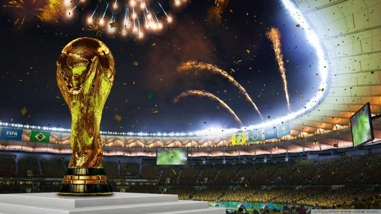 2014 20th FIFA World Cup ❤ 4K HD Desktop Wallpaper for 4K Ultra ...