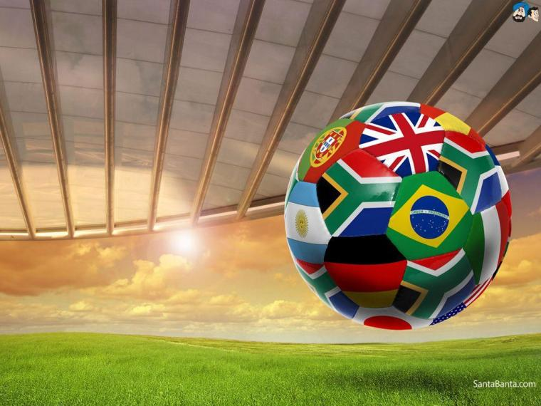 43 FIFA World Cup 2014 Wallpaper, HD Creative FIFA World Cup 2014 ...