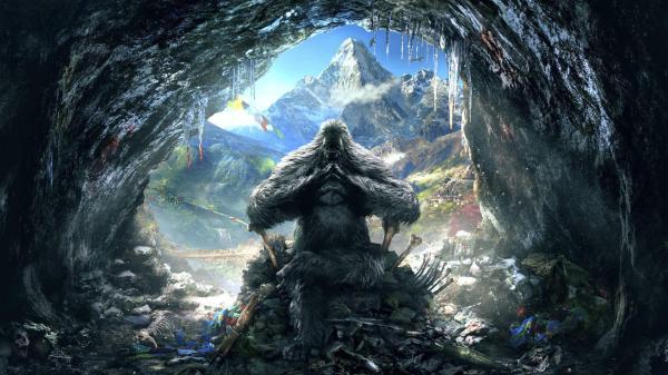 4K Video Game Wallpapers - Wallpaper Cave