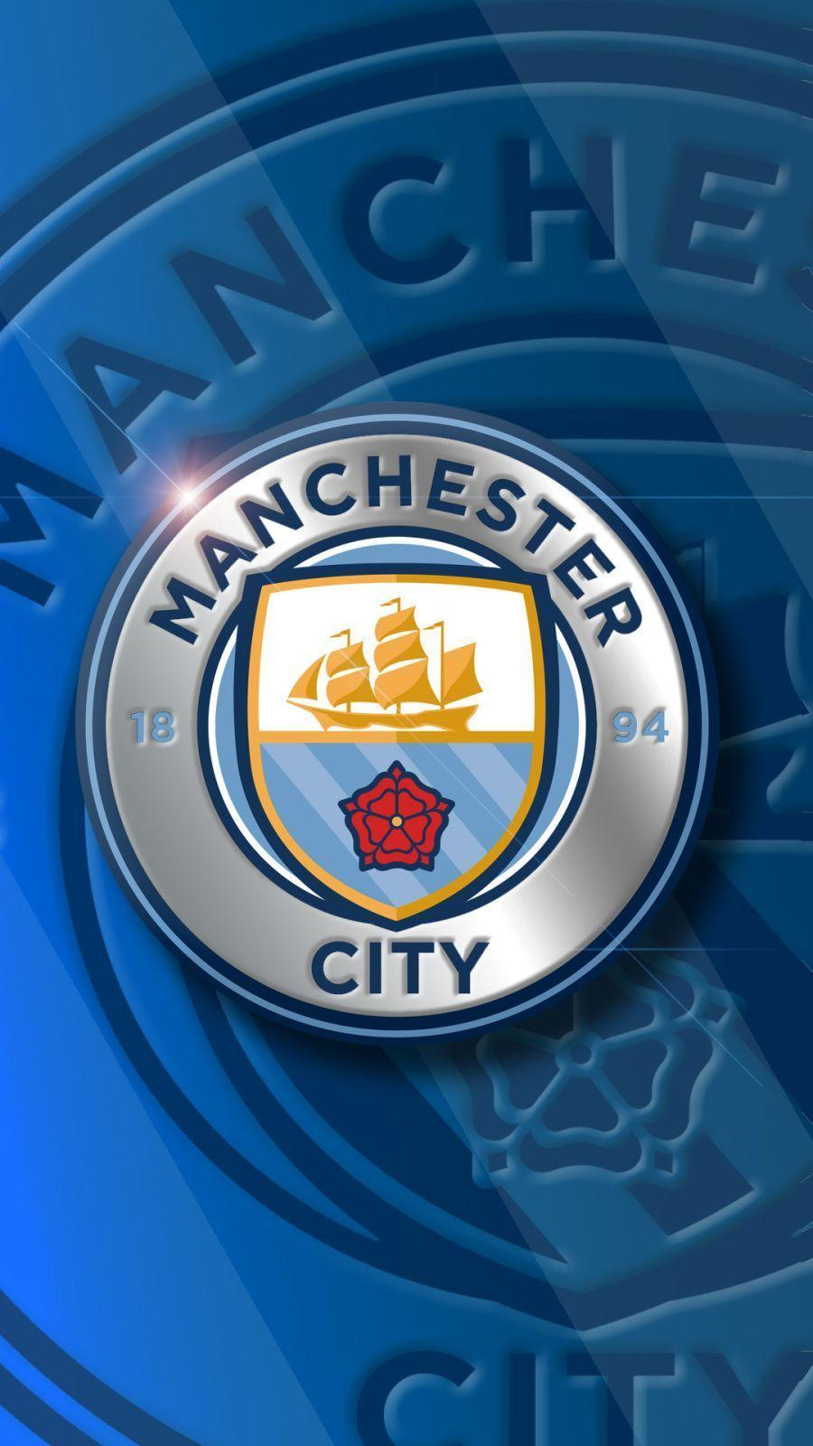 manchester city logos wallpapers