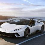 Lamborghini Huracan Spyder Performante Wallpapers Wallpaper Cave