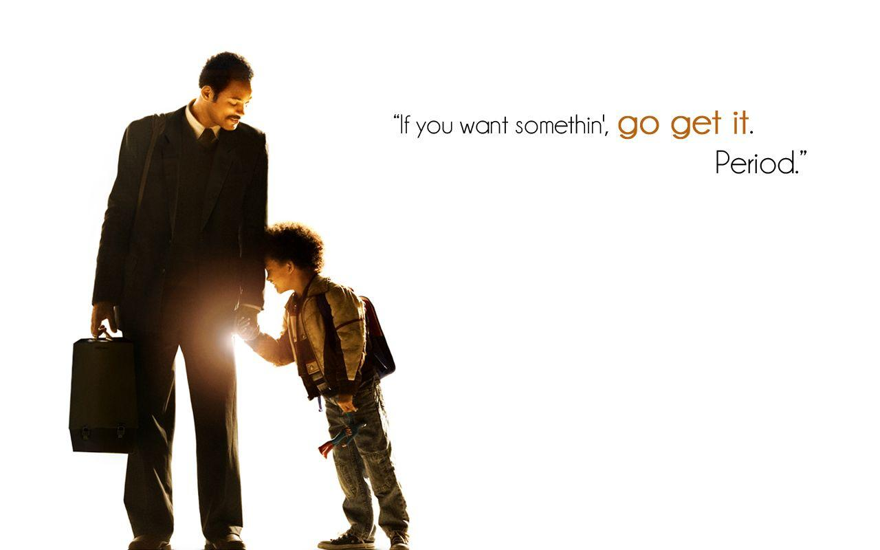 The Pursuit Of Happiness Quote Wallpapers Hd