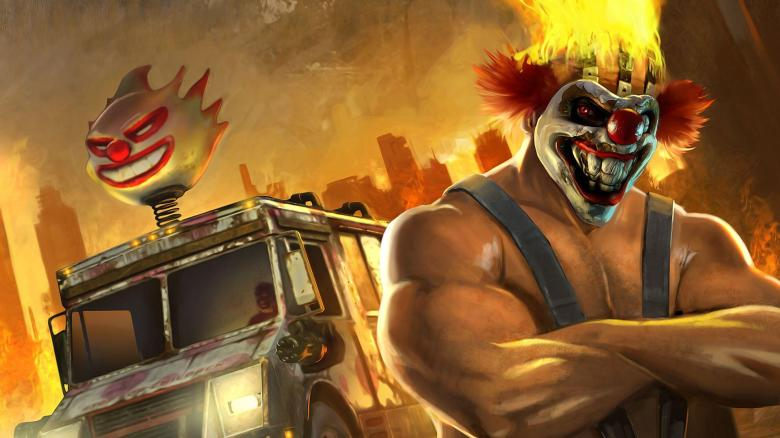 """Image result for Needles Kane """"Twisted Metal"""