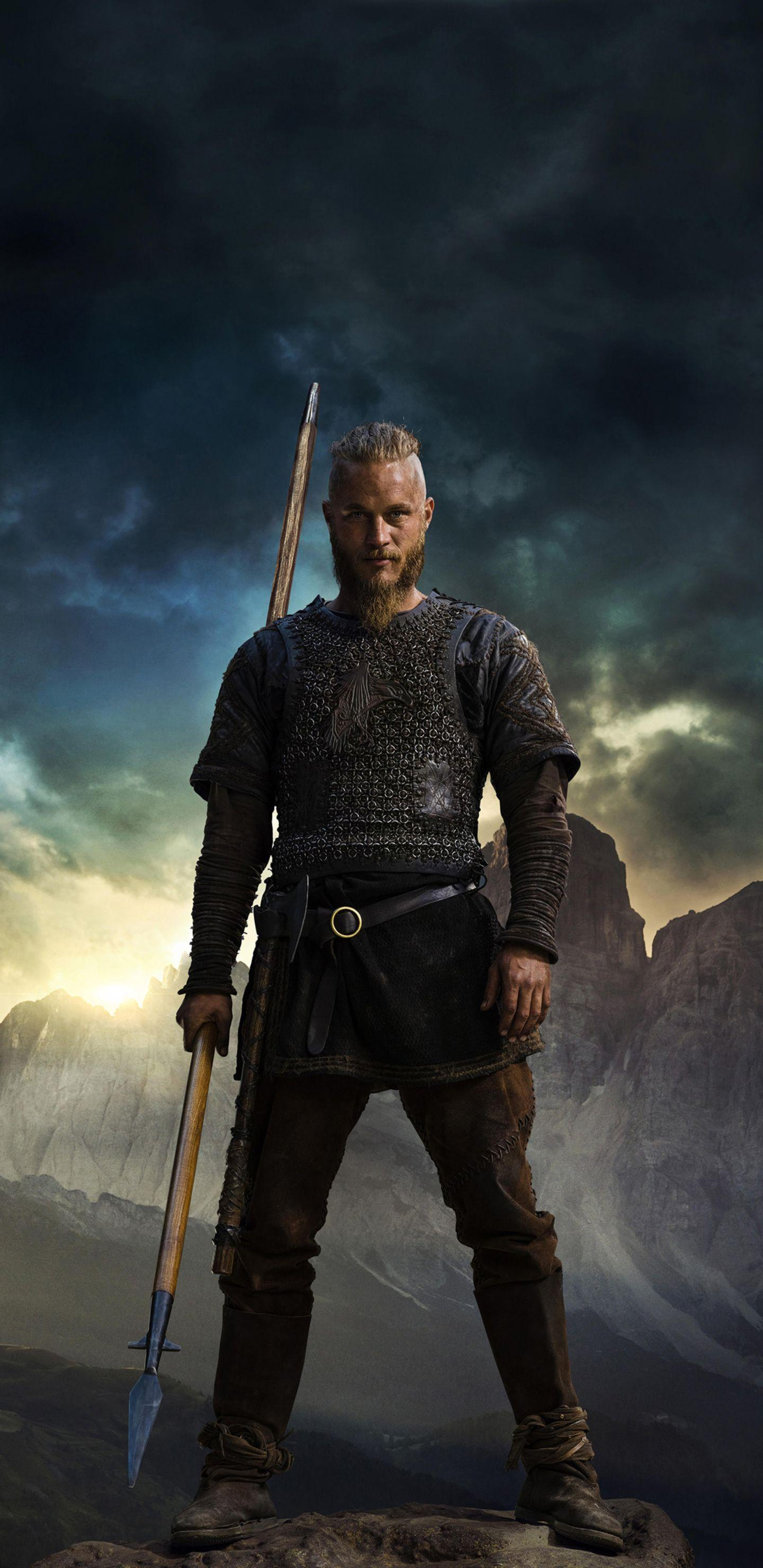 Un fond d'écran futura à télécharger. Vikings Ragnar Wallpapers Wallpaper Cave
