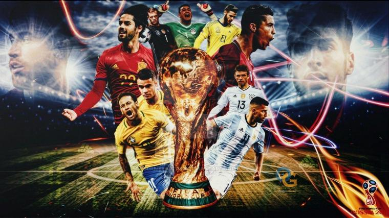 Wallpaper HD 2018 World Cup - 2018 Wallpapers HD