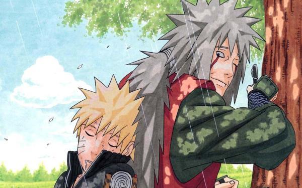 Naruto Jiraiya Wallpapers Wallpaper Cave